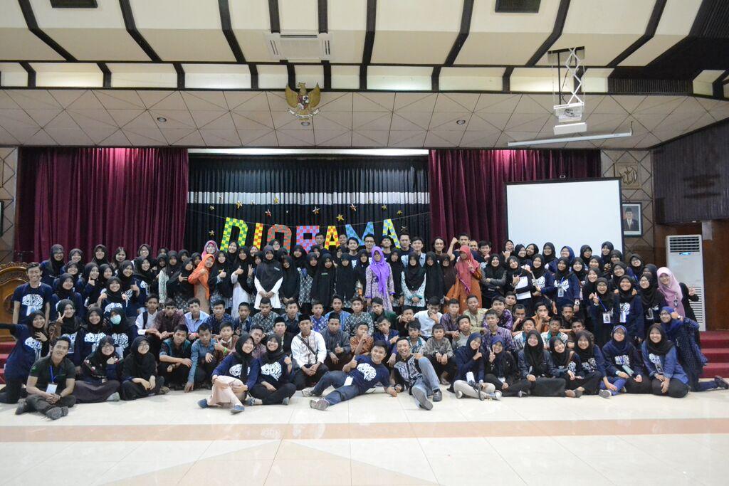 "Ekstradisi Ramadhan Psikologi Unisba ""DIORAMA"""
